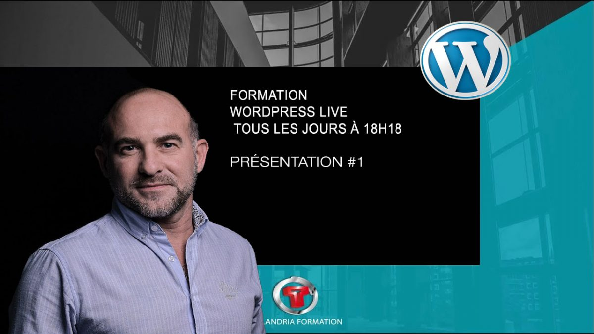 formation wordpress en ligne et financer CPF